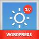வேர்ட்பிரஸ் வானிலை விட்ஜெட் 3 - விற்பனை WorldWideScripts.net பொருள்