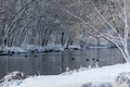 Winter River - PhotoDune Item for Sale