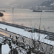 Winter River Traffic 01 - VideoHive Item for Sale