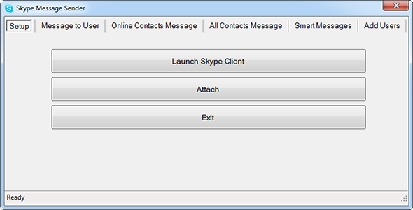 CodeCanyon Skype Message Sender 3737808