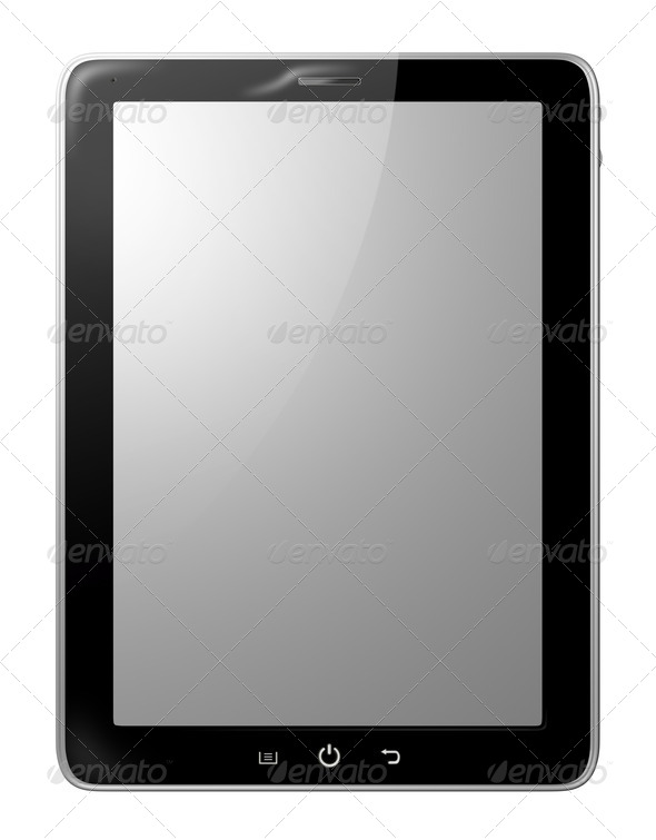 pc tablet - Stock Photo - Images