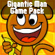 Gigantic Man Game Pack - AudioJungle Item for Sale