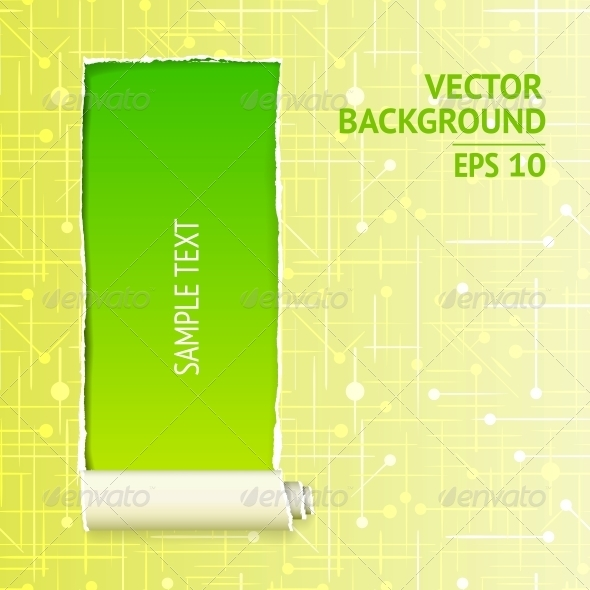 GraphicRiver Cracked Banner 3738905