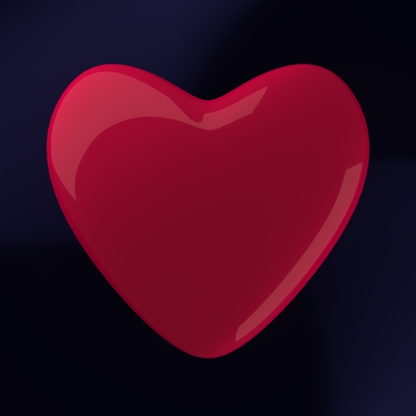 3DOcean Heart 3732904