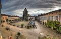 Place Royale in Labastide D'Armagnac - PhotoDune Item for Sale