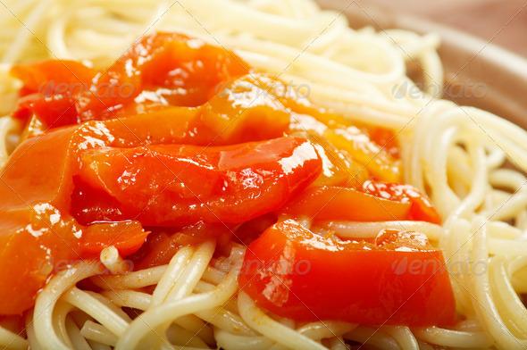 PhotoDune Close up spaghetti 3743620