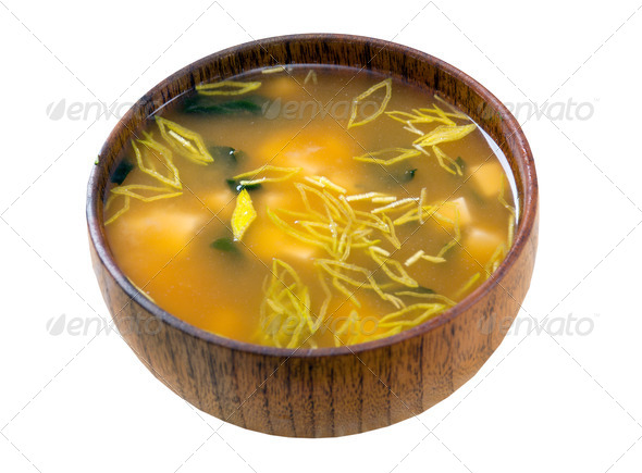 PhotoDune Miso soup 3743624