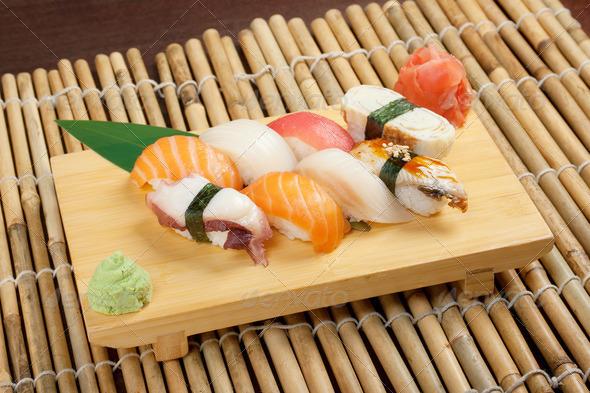 PhotoDune Japanese sushi 3743638