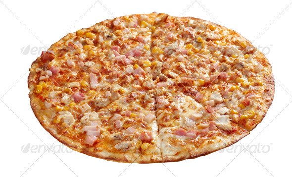 PhotoDune Pizza neat s tongue 3743644