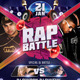 Rap Battle Flyer Template - GraphicRiver Item for Sale