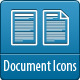 Infographic Elements - Document Icons - GraphicRiver Item for Sale