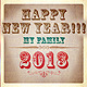 Happy New Year - My Family - VideoHive Item for Sale