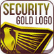 Siniger Gold Security - GraphicRiver Item for Sale