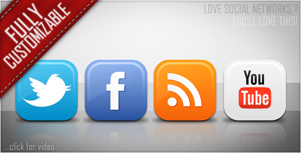 After Effects Project - VideoHive Social Networks PRO 403523