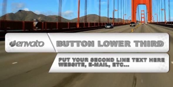 After Effects Project - VideoHive Lower Third Button 403740