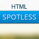 Spotless - HTML Template  - ThemeForest Item for Sale