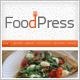 FoodPress - A Recipe & Food Blog WordPress Theme - ThemeForest Item for Sale