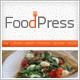 FoodPress – A Recipe & Food Blog WordPress Theme  Free Download