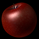 Keyable Rotating Red Apple With Alpha - VideoHive Item for Sale
