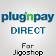 Plug'n Pay Direct Gateway for Jigoshop