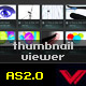 Dynamic unlimited xml thumbnails viewer - ActiveDen Item for Sale