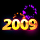 """2009"" title (vector, animated) - ActiveDen Item for Sale"