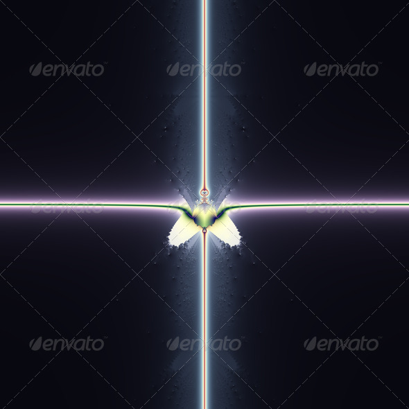 Magic Cross - Stock Photo - Images