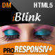 iBlink - Responsive HTML5 Theme - ThemeForest Item for Sale