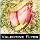 The Valentine Flyer - GraphicRiver Item for Sale