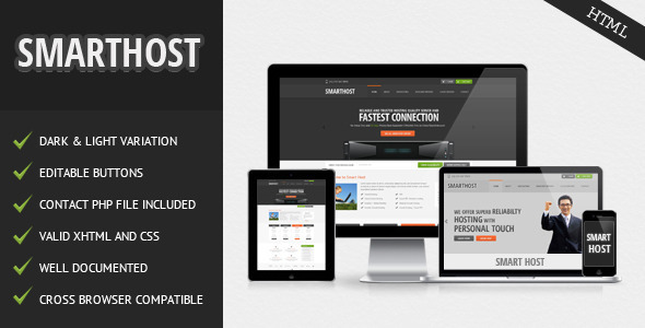 ThemeForest Smart Host 3759113