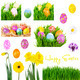 Easter decorative elements - PhotoDune Item for Sale