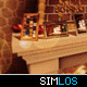 A Cozy Fireplace - VideoHive Item for Sale