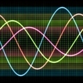 Colorful Cosine Waveforms - PhotoDune Item for Sale