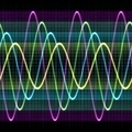 Colorful Waveforms - PhotoDune Item for Sale