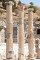 Ancient columns in Ephesus, Turkey - PhotoDune Item for Sale