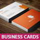 Butterfly Business Cards Vol 2 - GraphicRiver Item for Sale