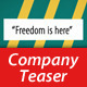 Company Teaser Promotion - VideoHive Item for Sale