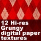 Red Riding Hood Digital Paper Pack - GraphicRiver Item for Sale