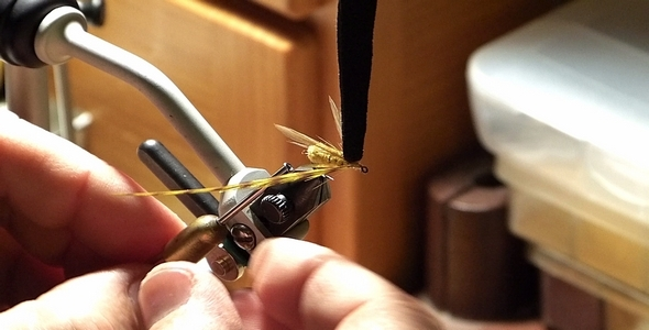 Tying Flies For Fishing