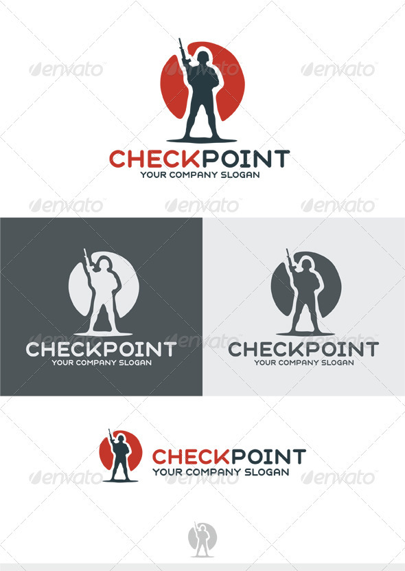 Checkpoint Logo - Humans Logo Templates