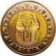 Vector Egyptian coin featuring Pharaoh - GraphicRiver Item for Sale