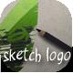 Sketch Logo Revealer