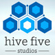 Hive Five Logo Template - GraphicRiver Item for Sale