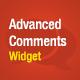 Advanced Comments Widget