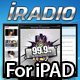 iRadio अनुप्रयोग आईपैड संस्करण - बिक्री के लिए WorldWideScripts.net आइटम