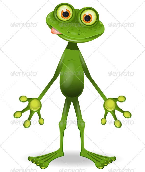 GraphicRiver brooding frog 3769345
