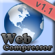 Website compressor