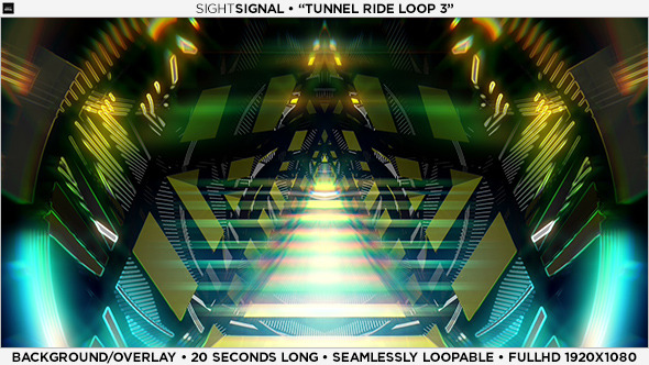 Tunnel Ride Loop 3