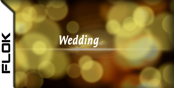 Wedding Bokeh Mosaic