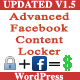 Advanced Facebook Content Locker - CodeCanyon Item for Sale